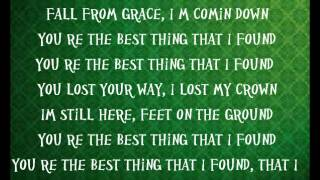 Saigon - Best Thing That I Found ft. Lecrae, Corbett [Lyrics]