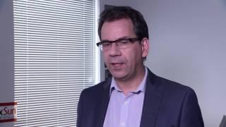 Jeremy Pastel: Partis de loin avec Patrick Bérard Président de la Fondation Héma-Québec