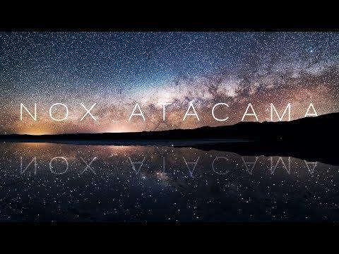 סרטון מרהיב באיכות 8K של נופי מדבר אטקמה