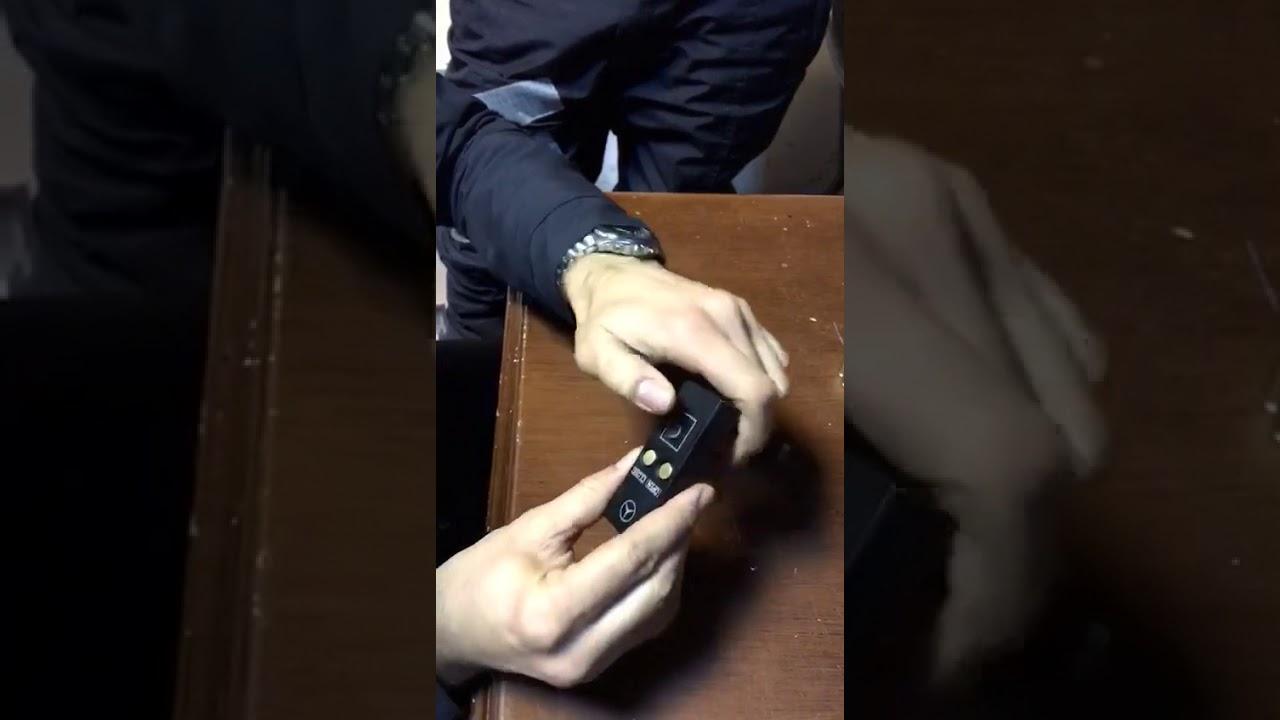 Огнестрел замаскированный под брелок