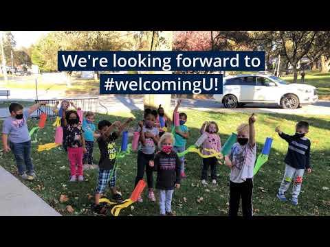 Urbandale CSD Kindergarten Pre-Registration 2021-22 Save the Date!