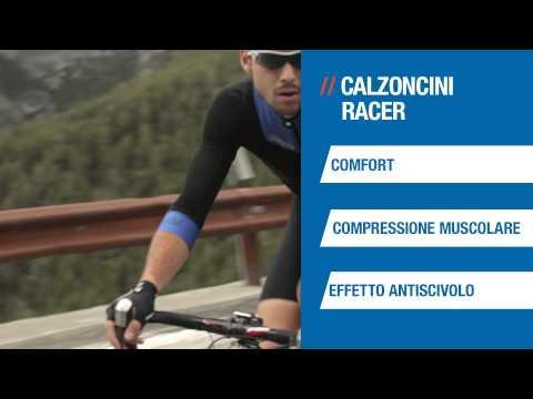 Calzoncini Santini RACER