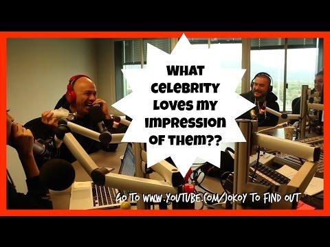 """""""Celebrity Impression"""" – Jo Koy"""