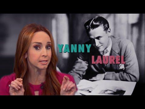 Do you hear what I hear? Laurel vs. Yanny