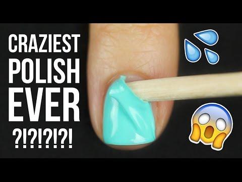 Trying WATER BASED Nail Polish?! || KELLI MARISSA
