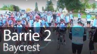 Barrie 2 Baycrest: Greatest Ride