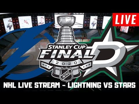 Tampa Bay Lightning vs Dallas Stars Game 3 LIVE Stanley Cup Final Play By Play Stream