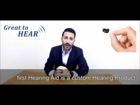 World's Smallest Hearing Aid l Woodbridge l Vaughan l Toronto l Hearing Clinic l Hearing Test
