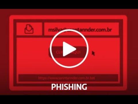 Phishing - não caia nesse golpe