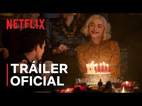 Trailer Las escalofriantes aventuras de Sabrina