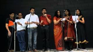 ''Christmas raavananja neram''- Christmas malayalam group song