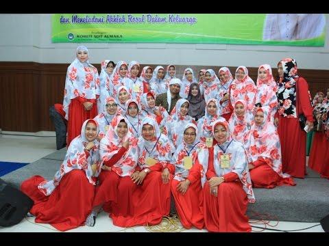Peringan Maulid Nabi Muhammad SAW di SDI Almaka