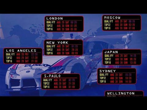 【動画】TOP32追走ドリフトライブ配信動画-2020年フォーミュラ・ドリフト ジャパン第2戦奥伊吹モーターパーク
