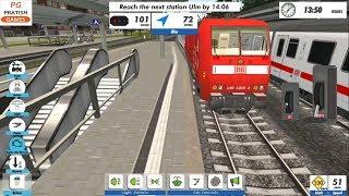 Euro Train Simulator 2 - Android GamePlay & Walkthrough | Euro Train Sim 2 By Highbrow Interactive