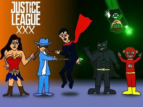 Nudie Rehab: Justice League XXX: An Axel Braun Parody