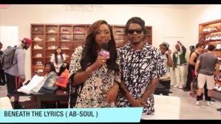 Interview with Short Dawg AKA Fresh and Ab-Soul #MediaEYEcon