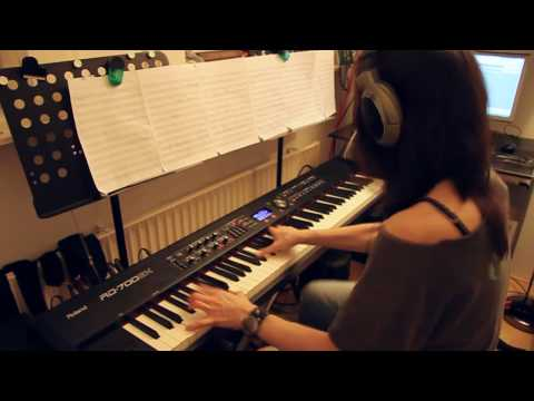 Tool - Vicarious - piano cover