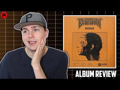 BEARTOOTH – DISEASE | ALBUM REVIEW