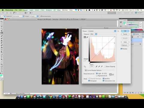 Brighten Up A Specific Part Of A Photo With Any Image Editor