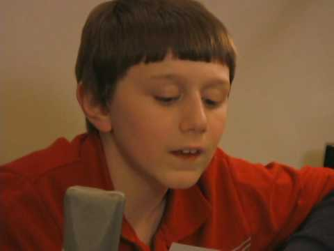 I Miss You Matthew Wechsler 11 yrs old- Original Song Written by Matthew with Deborah Gibson