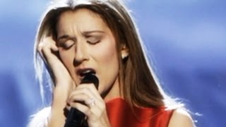 The First Time Ever I Saw Your Face - CELINE DION
