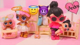 Bebes LOL Surprise Lil Sisters *Dos cajas llenas* | Muñecas y juguetes con Andre para niñas y niños