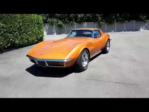 Video of '72 Corvette - QH4M