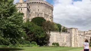 preview picture of video '(HD)Travel to UK,Windsor Castle - ウィンザー城'