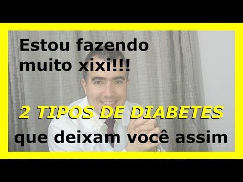 Site sobre diabetes tipo 1 e 2