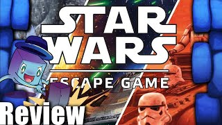 Unlock!: Star Wars Escape Game Review - with Tom Vasel