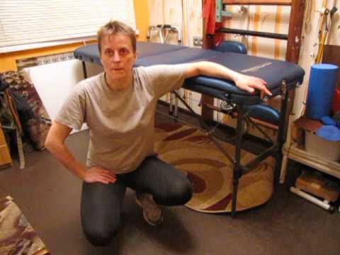 Изменения походки при функциональной недостаточности мышц / Gait changes