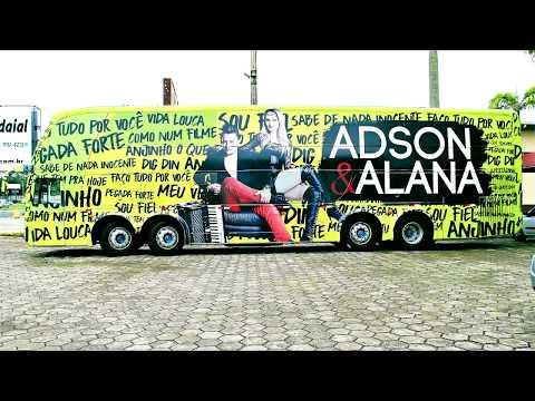 Adson & Alana em ARARICÁ - RS (Festa das Azaléias 2017) #Resumo
