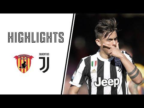 HIGHLIGHTS: Benevento vs Juventus - 2-4 - Serie A - 07.04.2018