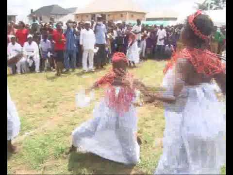Download The Rich Culture Of  The Niger Delta People Displayed In This Energetic Urhobo Dance  Nigerian Child HD Mp4 3GP Video and MP3