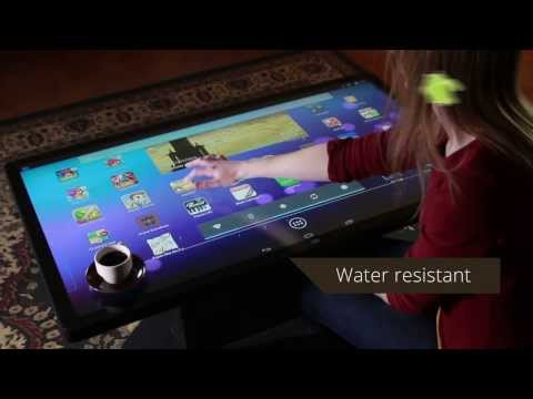 46-Inch Touchscreen Coffee Table Anyone? Would You Like That With Windows Or Android?