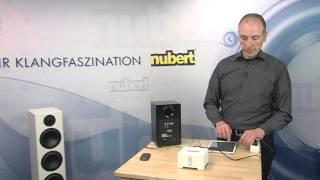 Nubert: nuPro Wireless - Aktivlautsprecher drahtlos einsetzen