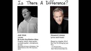 Job Vink - Is There A Difference - Howard Jones cover