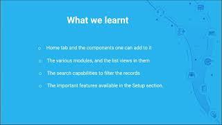 The Basics of ZOHO CRM