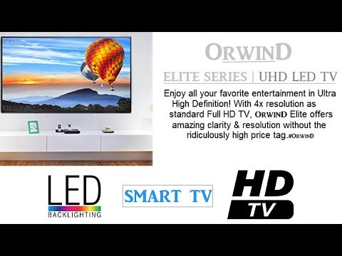 LED TV HD 4K UHD