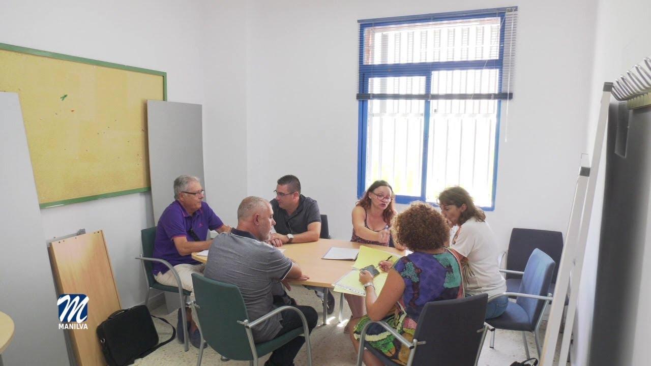 REUNIÓN ENTRE AYUNTAMIENTO Y LOS CENTROS EDUCATIVOS