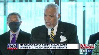 NE Democratic Party Announces Write-In Candidate for U.S. Senate