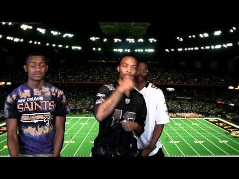 ENDZONE SAINTS VERSION VIDEO