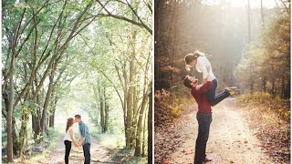Top 15 Outdoor Engagement Photography Shots | Couples Photography
