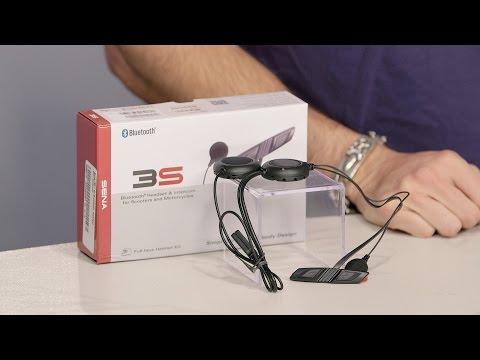 Sena 3S Bluetooth Headset Review at RevZilla.com
