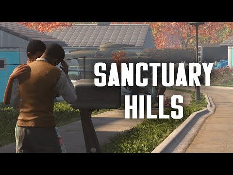 What Happened to the People of Sanctuary Hills? - Fallout 4 Lore