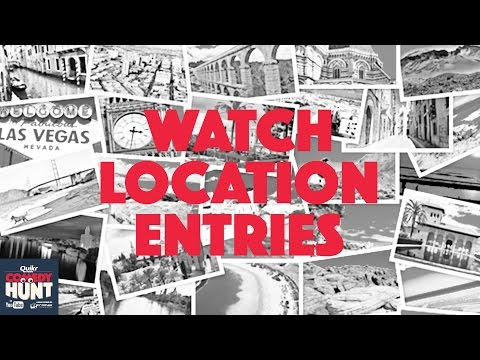 Comedy Hunt | Location Challenge Entries