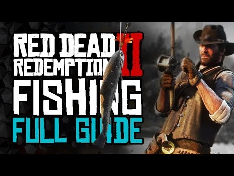 Complete FISHING Guide And Legendary Fishing Tips – Red Dead Redemption 2