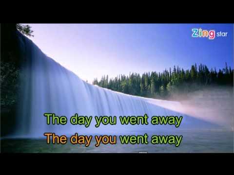 karaoke the day you went away