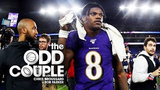 Was the Ravens' Loss a Referendum on Lamar Jackson's Style of Play? - The Odd Couple