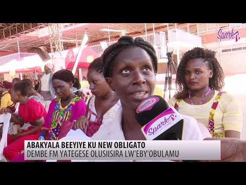 Ddembe FM ewadde abakyala b'embuto obujanjabi bwa bwereere